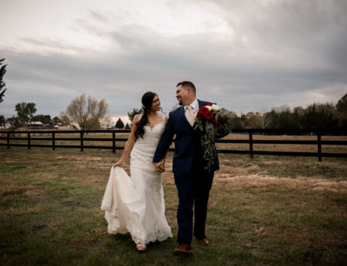 """I love you more everyday…."" {College Station Wedding Photographer"